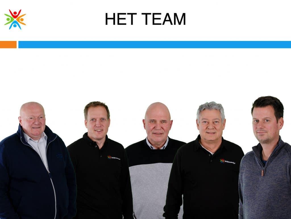 Het Team van Vakdiplomanodig